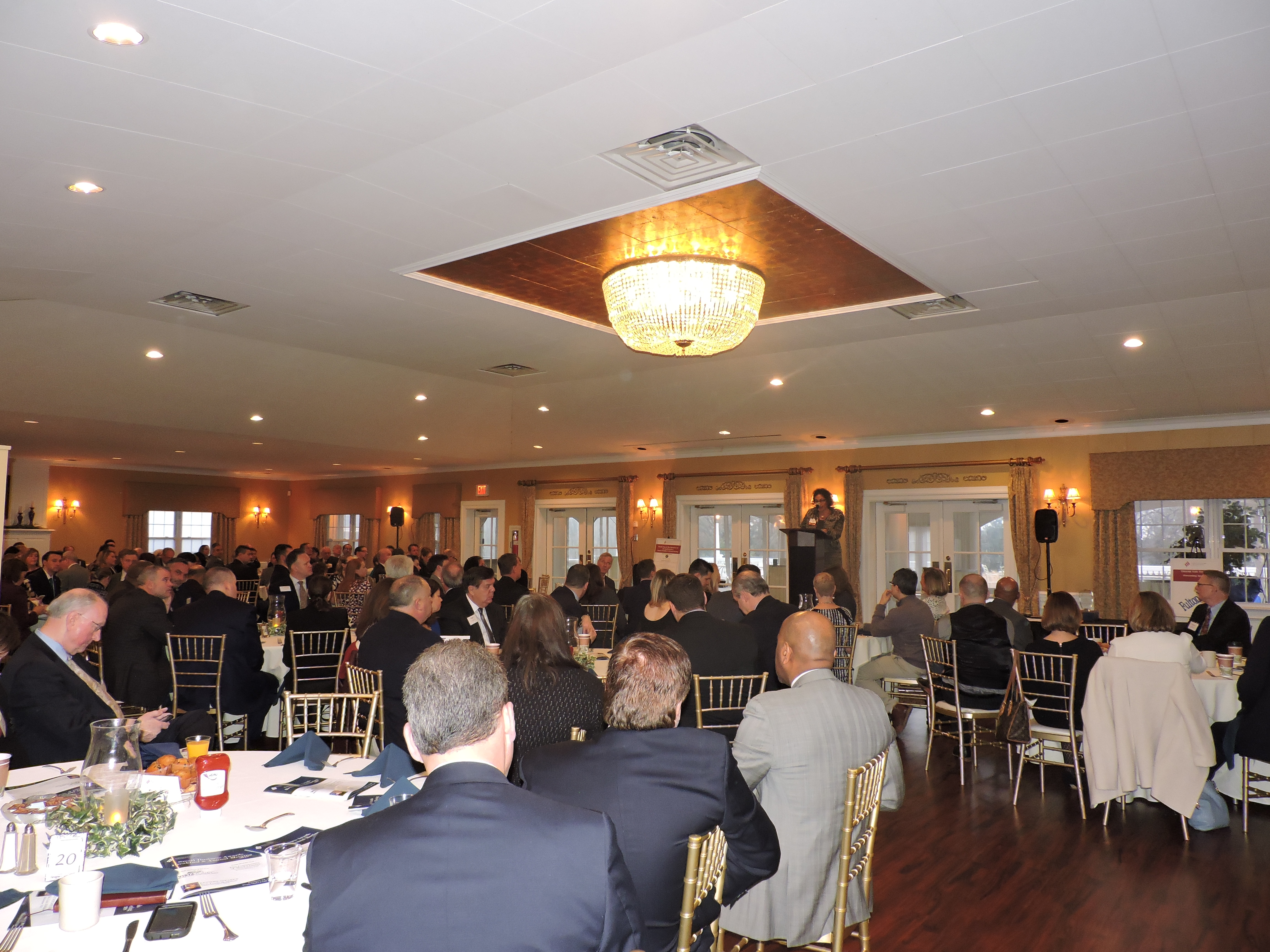 Small Business Awards Breakfast & Annual Meeting