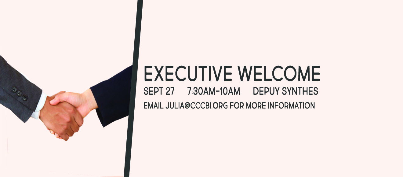 Executive Welcome 2017