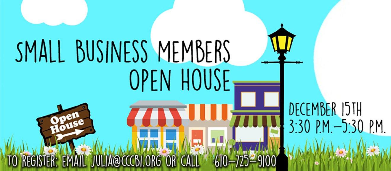 Small Business Members Open House